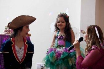Sophie's Unicorn & Fairy Party