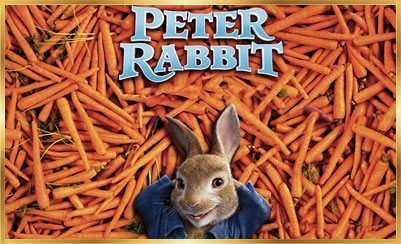 Peter Rabbit Event