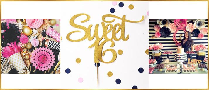 Sweet 16 Parties